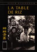 la table de riz